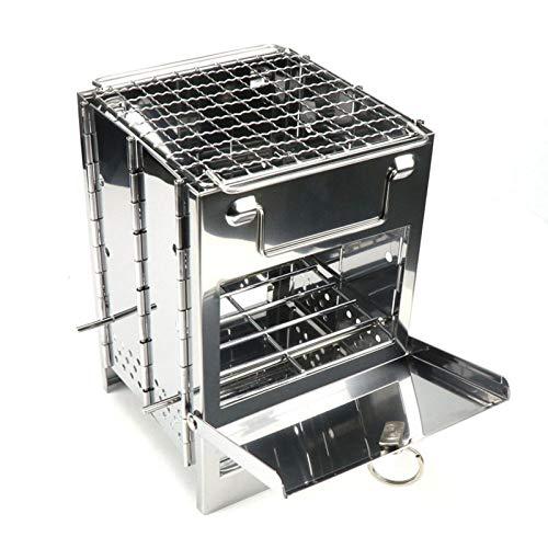 barbecue a carbonella quadrato Barbecue a carbonella