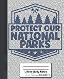 Online Study Notes: Protect Our National Park Outdoor Camping Nature Lover