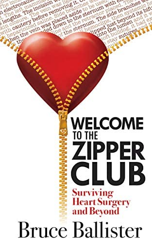 Welcome to the Zipper Club Surviving Heart Surgery and Beyond product image