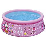 Intex - Piscina hinchable, 183 x 51 cm, diseño hello kitty (28104NP)
