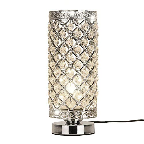 Cristal Dormitorio Lámparas de mesa,