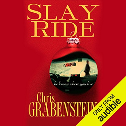 Slay Ride  audiobook cover art