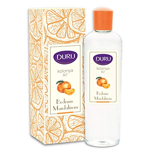 Duru Mandarin Cologne 400 ml, Turkish by Duru Duru mandarin cologne 400 ml turkish by duru