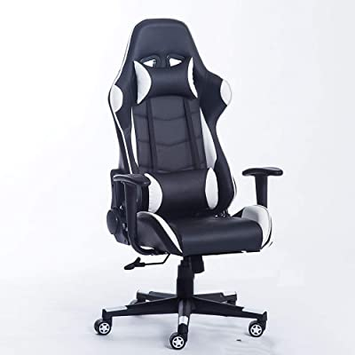 Superb Amazon Com Ofm Ess 6065 Red Racing Style Gaming Chair 44 Uwap Interior Chair Design Uwaporg