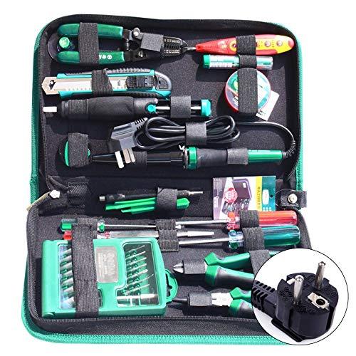 Juego de 52 herramientas de reparación electrónicas LAOA de Bureze, con destornilladores...