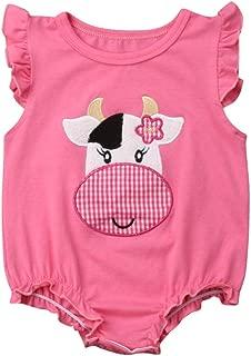 Best cow print ruffle shirt Reviews