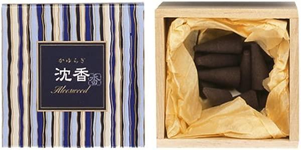 Nippon Kodo Kayuragi Aloeswood 12 Cones Japanese Quality Incense