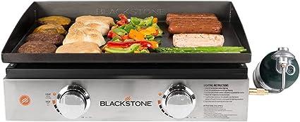 "Blackstone 22"" Tabletop Grill - The Best Versatile Griddle"