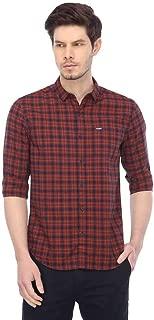 Wrangler Mens Checked Casual Shirt