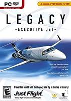 Legacy - Executive Jet for Flight Simulator X  (輸入版)