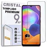 Protector de Pantalla para SAMSUNG GALAXY A31, Cristal Vidrio Templado Premium