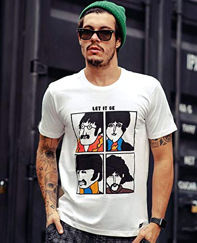 Camiseta Beatles Let it Be STM