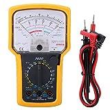 Multímetro analógico, KT7050 Medidor de alta precisión multifunción de alta sensibilidad para...
