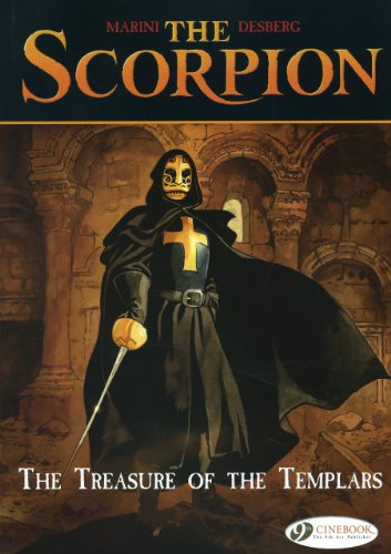 The scorpion - tome 4 The treasure of the Templars (04)