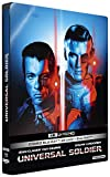 Universal Soldier [4K Ultra HD + Blu-Ray-Édition boîtier SteelBook]