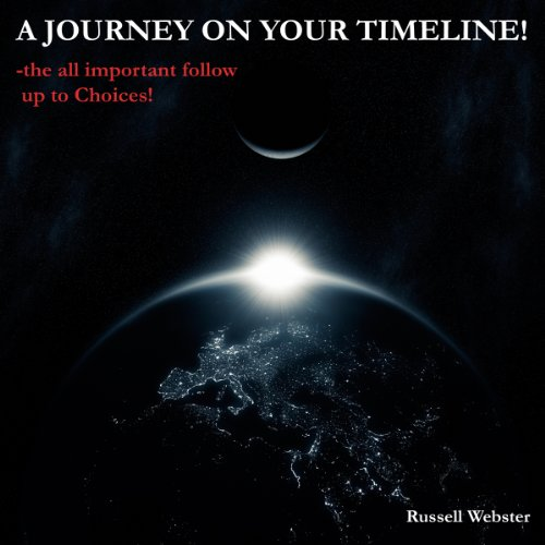 A Journey on Your Timeline audiobook cover art