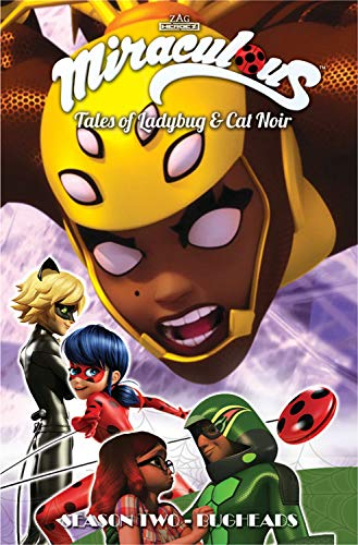 Miraculous: Tales of Ladybug and Cat Noir: Season Two -...