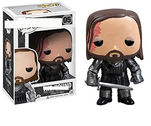 POP Game of Thrones Seizoen Jon Sneeuw/Daenerys Targaryen/Nacht s Koning Speelgoed Doll Art Souvenir-2