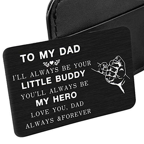 Son to My Dad Wallet Insert Card Valentine's Day Gifs From Son For Dad Fathers Day Gifs Christmas Birthday Son To Step Dad from Little boy Kids I Love You Father Step Father Figure Wedding Men Him