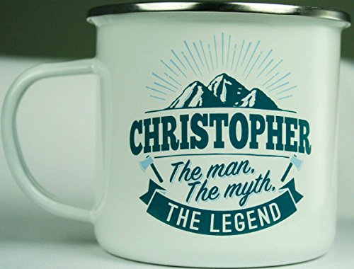 Top Guy Becher 01208000068, Christopher-Kaffeebecher, Tasse, Edelstahl.