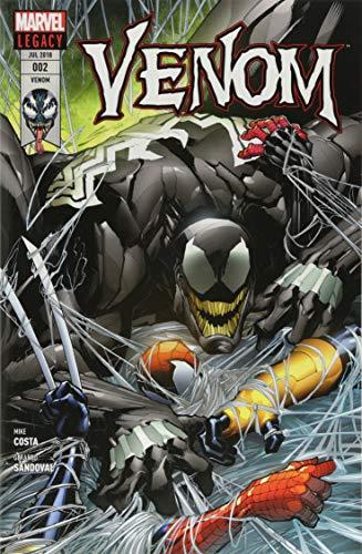 Venom: Bd. 2: Herz der Finsternis