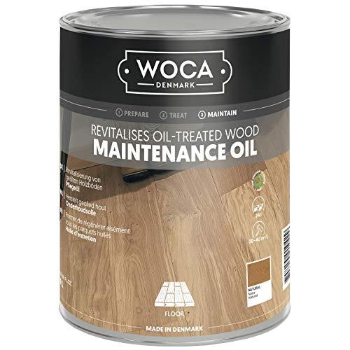 WOCA 527325AA Pflegeöl Natur 2,5 Liter