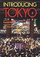 英文版 東京 - INTRODUCING TOKYO / paperback