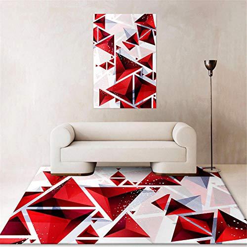 alfombra habitacion alfombras exterior jardin Sala de estar dormitorio alfombra antideslizante, a prueba de caídas y a prueba de humedad moderno alfombras antideslizantes 140X200CM 4ft 7.1'X6ft 6.7'