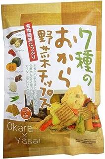 味源 7種のおから野菜チップス 85g