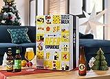Calendario de adviento dedicado a la cerveza - 24 cervezas