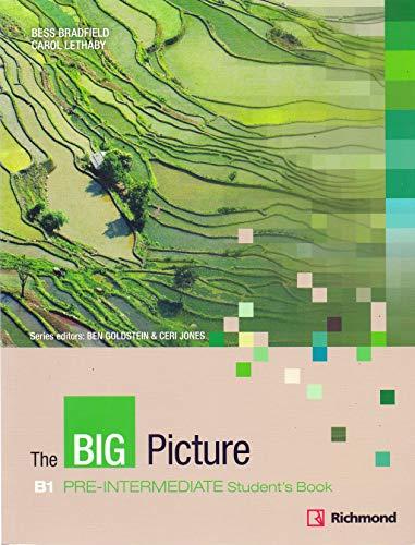 The Big Picture. B1 Pre-Intermediate Student's Book