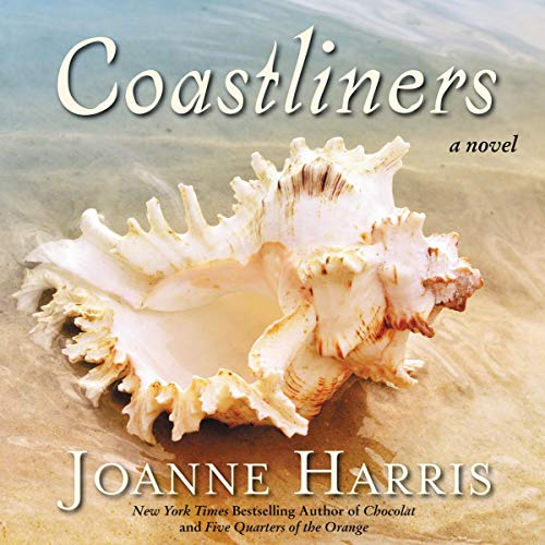 Coastliners audiobook cover art