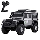 1/10 Scale Crawler Rock RC Remote Control Car for Adults Age 8-12 Boys RTR Vehicles 4x4 Climbing...