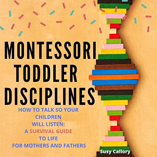 Page de couverture de Montessori Toddler Disciplines