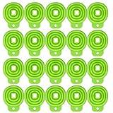 Mxzzand Herramientas de Cocina 20 Piezas de Transferencia de líquido Flexible Plegable Embudo de Transferencia de líquidos Ingredientes Secos champú Bebida
