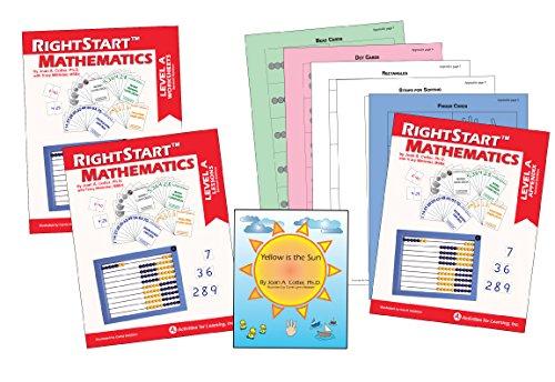 RightStart Mathematics Level A Book Bundle