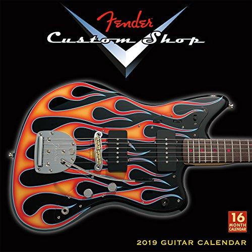 Fender Custom Shop Guitar W 2019 (Square)