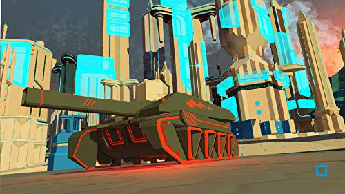Battlezone (VR only) [AT-PEGI]