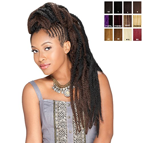 Sensationnel Syn. Afro Twist Braid - Bulk (27 (dunkel-gold-blond))
