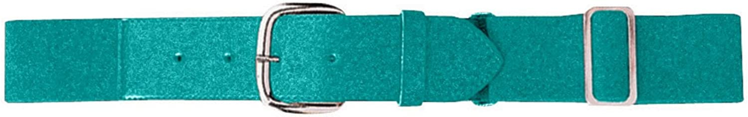 Youth Elastic Baseball Belt, Color: Teal, Size: One Size