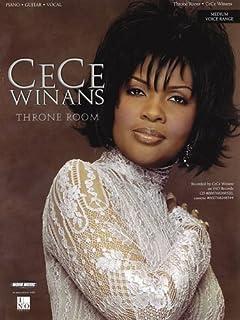 CeCe Winans - Throne Room (Piano/Vocal/Guitar Artist Songbook)