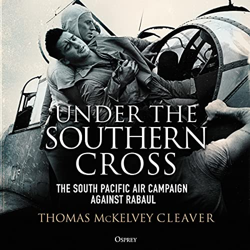 Under the Southern Cross cover art