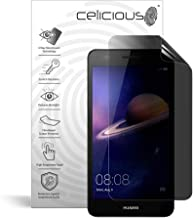 Celicious Privacy Plus 4-Way Anti-Spy Filter Screen Protector Film Compatible with Huawei Honor Holly 3