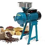 Grain Mills Wet Dry Cereals Grinder, Electric Wet Grain Mill Corn Mill, Heavy Duty 3000W 110V...