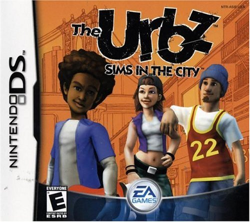 Urbz: Sims In The City - Nintendo DS by Electronic Arts
