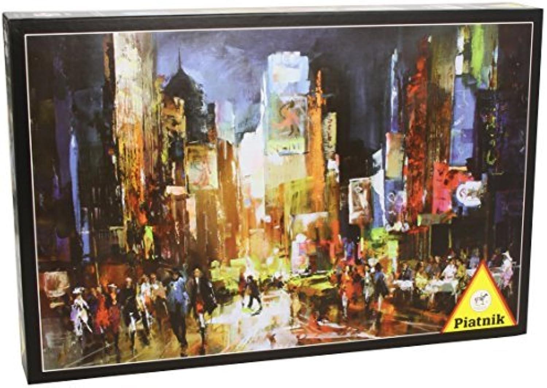 comprar nuevo barato City Lights Jigsaw Jigsaw Jigsaw Puzzle 1000 Piece Piatnik by Piatnik  gran venta