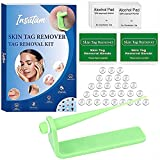 Skin Tag Remover Micro Skin Tag Removal Kit with 30...