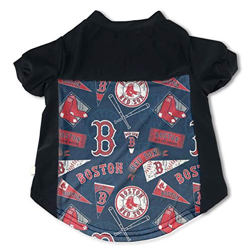 Fremont Die Boston Red Sox Dog Jersey Pets Jersey Apparel for Dogs & Cats Available in Ball Teams & Cute Pet Clothing for All Sports Fans
