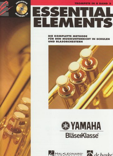 Essential Elements, für Trompete in B, m. Audio-CD. Bd.2