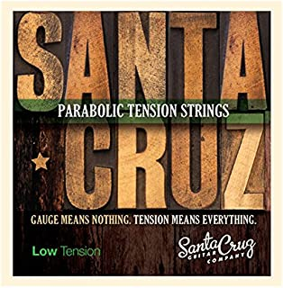 santa cruz strings